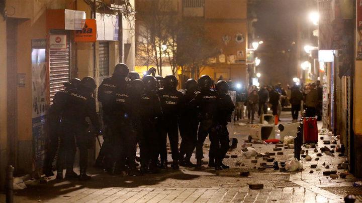 Los policías aseguran en su atestado que el mantero fallecido no era perseguido