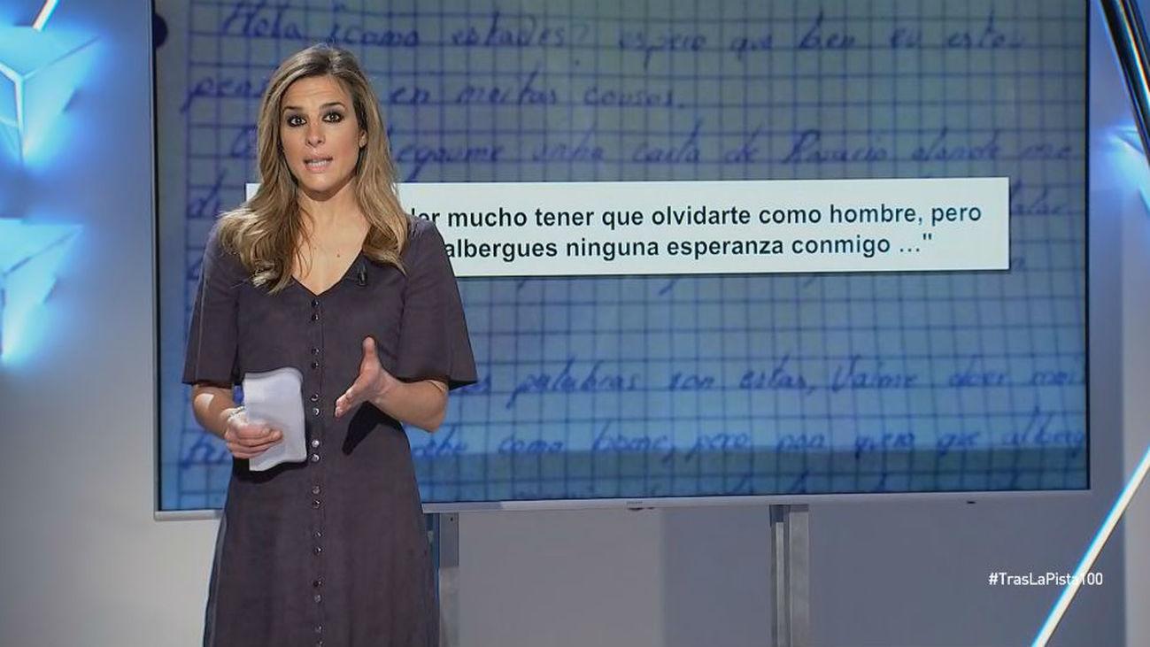 """La carta de """"El Chicle"""""""