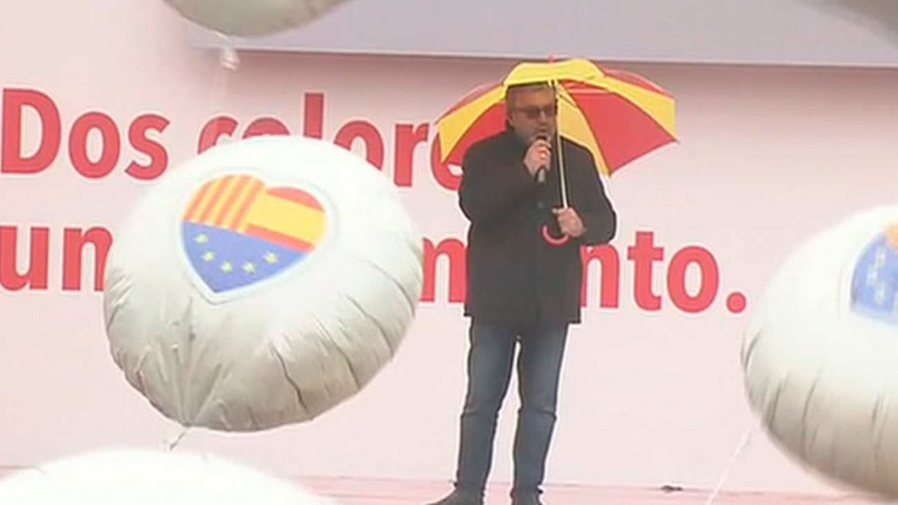 Sociedad Civil pospone la concentración de Madrid debido al mal tiempo