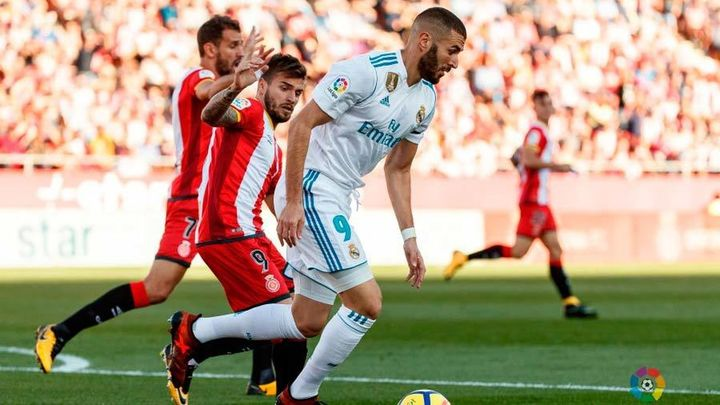 El Real Madrid, sin Ramos, a mantener el tipo en la Liga frente al Girona