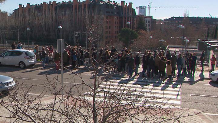Vecinos de Montecarmelo se movilizan para reclamar la contrucción de un nuevo instituto