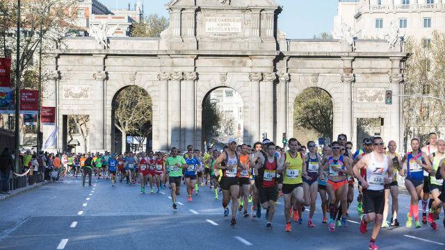 Medio Maratón de Madrid