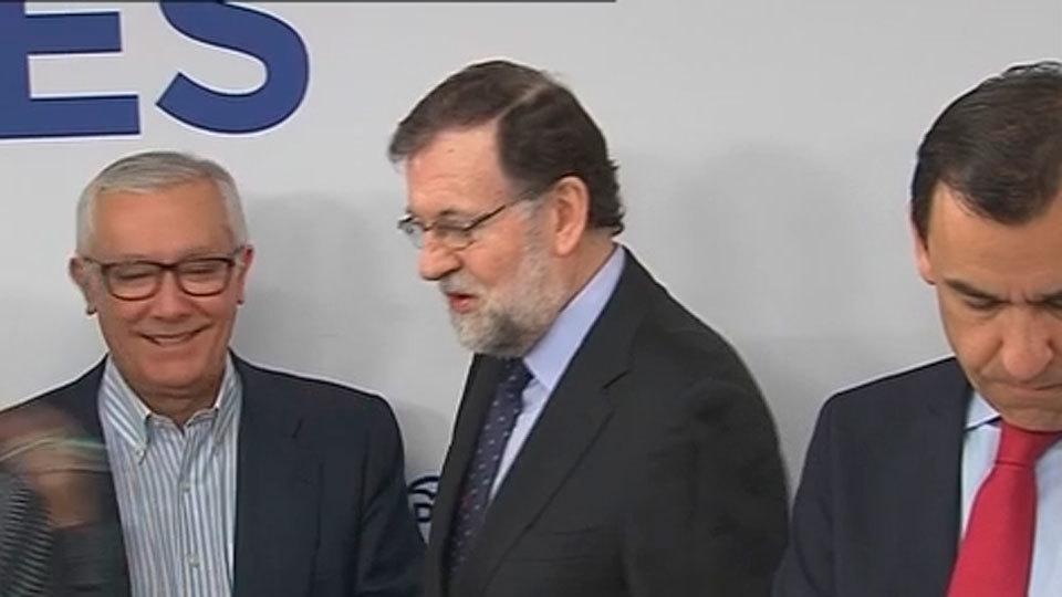 Rajoy quiere presentar los Presupuestos el próximo martes