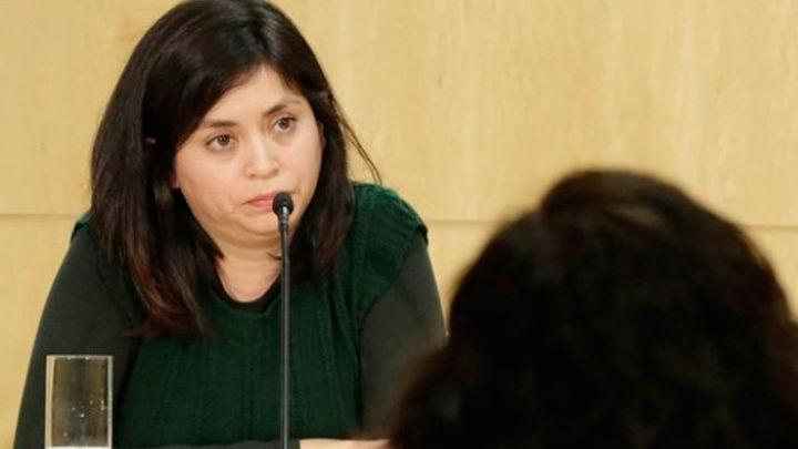 Rommy Arce declara por las críticas sobre la intervención policial en Lavapiés