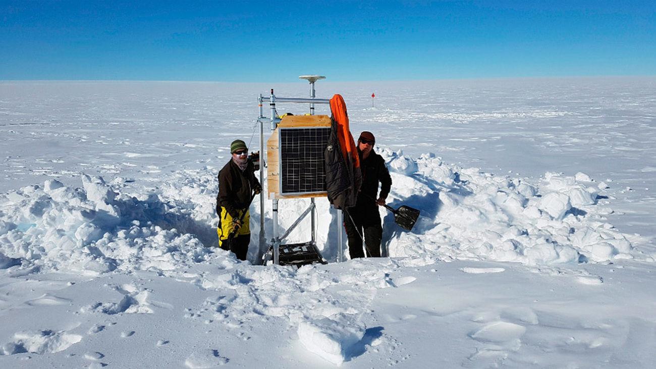 El glaciar Totten de la Antartida amenaza con elevar el nivel del mar tres metros
