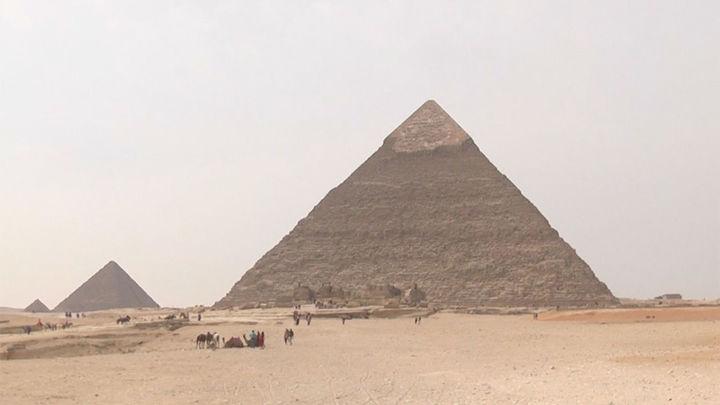 """""""El 80 % de los tesoros está aguardando a ser descubierto bajo las arenas de Egipto"""""""