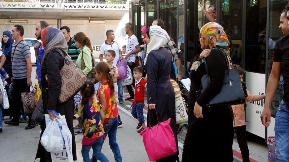 """""""Presentaremos un proyecto de ley para lograr la igualdad entre hombres y mujeres, dando a éstas, casadas con no libaneses, el"""