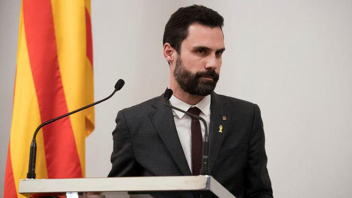 Torrent convoca este jueves el pleno para investir a Jordi Turull como president de la Generalitat