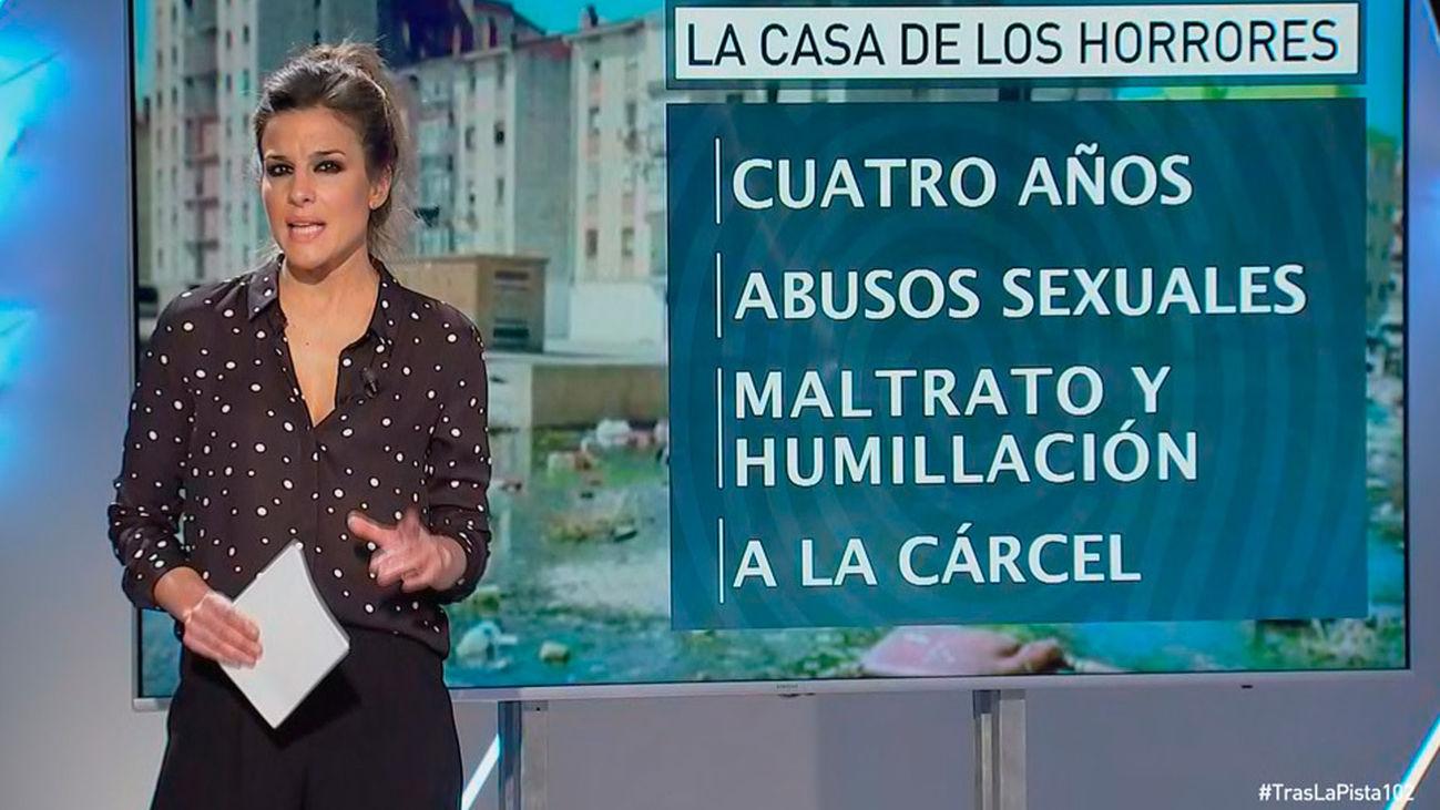 La casa de los horrores de Sevilla