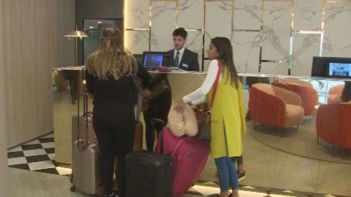 La ocupación hotelera en Madrid roza ya el 85% esta Semana Santa