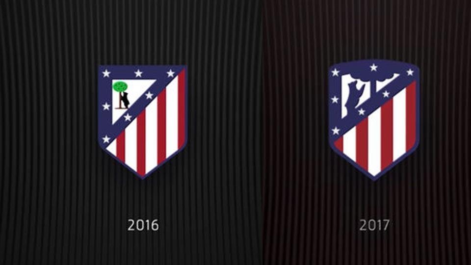 """La directiva comunicó que este emblema está diseñado """"en honor a Madrid"""" ya que """"el oso y el madroño ganan protagonismo"""""""