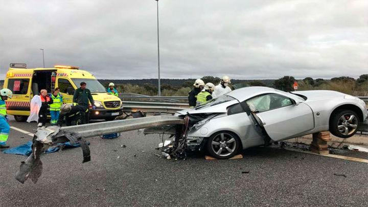 Un hombre de 38 años muere al salirse su coche de la M-503