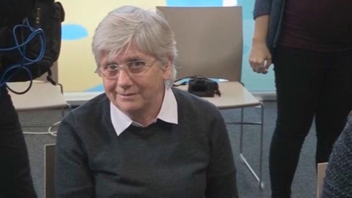 La exconsejera Clara Ponsatí se entregará este miércoles en una comisaría de Edimburgo