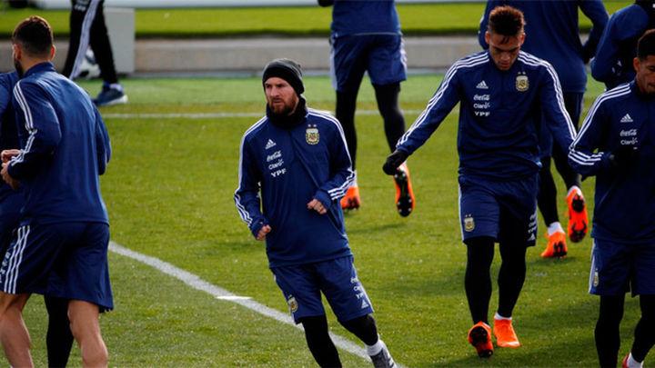 Messi no jugará ante España