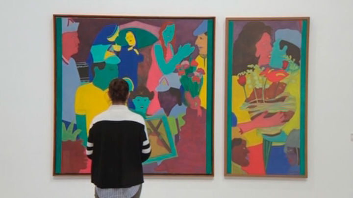 La colombiana Beatriz González llena de arte pop el Museo Reina Sofía