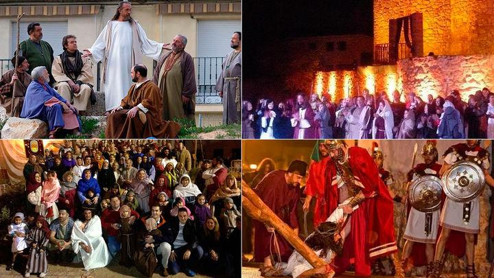 La 'Ruta de las Pasiones' recorre la Semana Santa en la Comunidad de Madrid