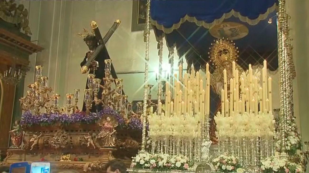 Semana Santa 2018: Esta noche paseará por Madrid el Cristo de 'Los Gitanos'