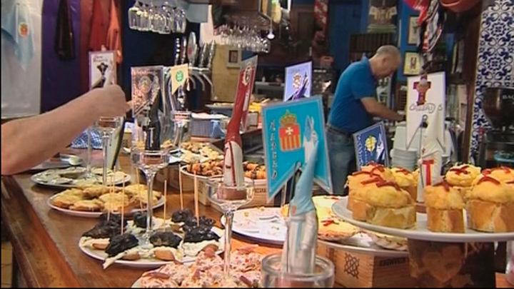 Bilbao convierte en tradición los 'Pintxos de Semana Santa'