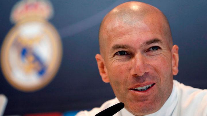 """Zidane: """"No soy injusto con Isco, se va a quedar aquí"""""""