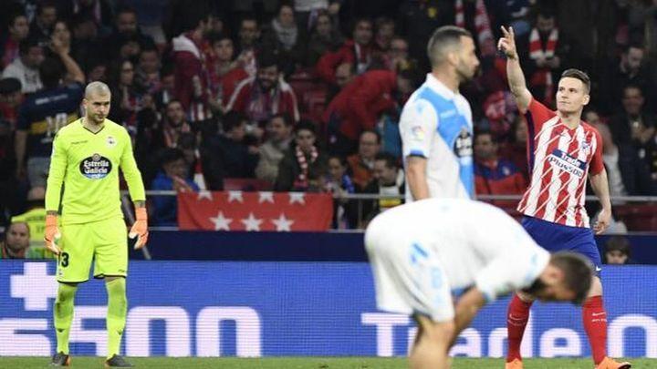 1-0. Un penalti le basta al Atlético