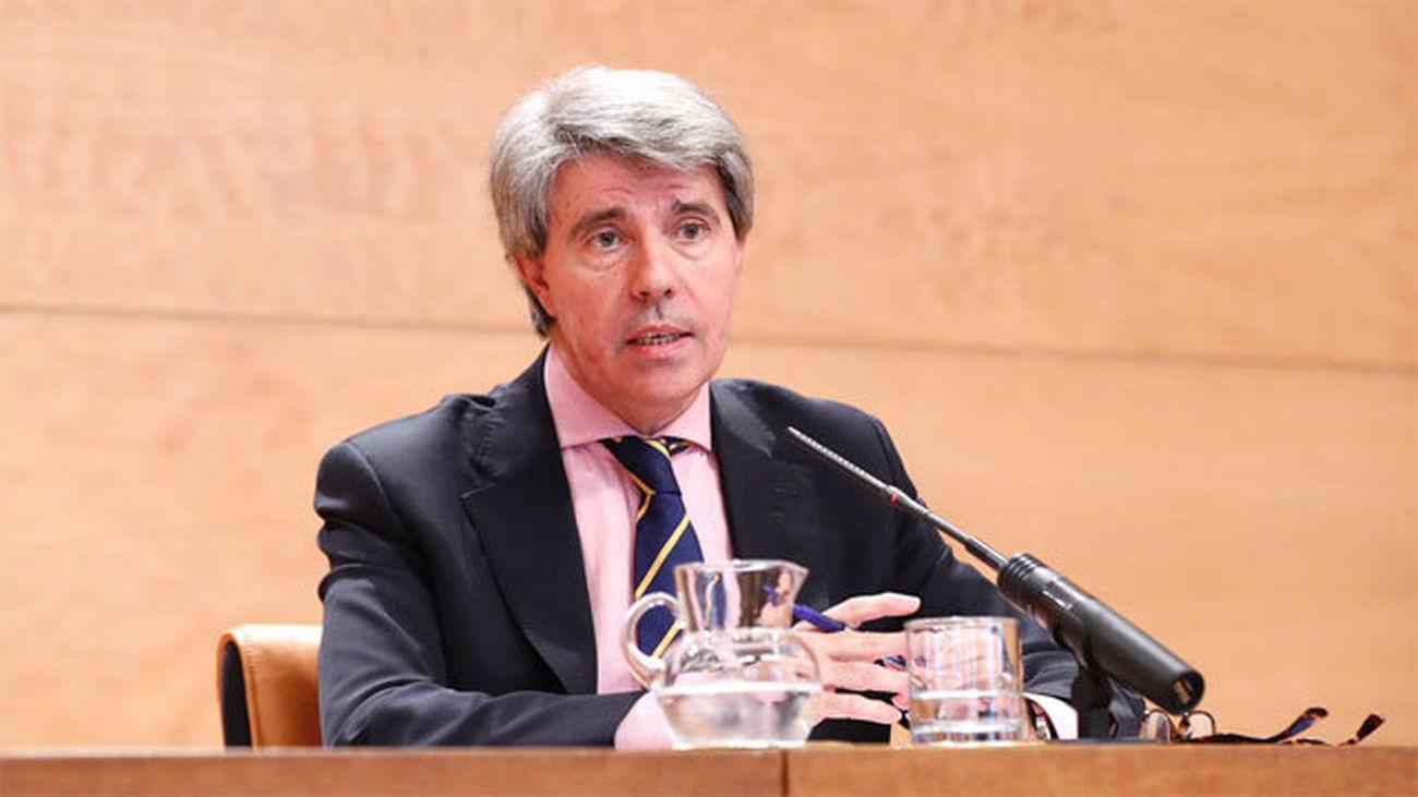 Garrido: Nada va a dejar tranquila a la oposición, que no busca la verdad