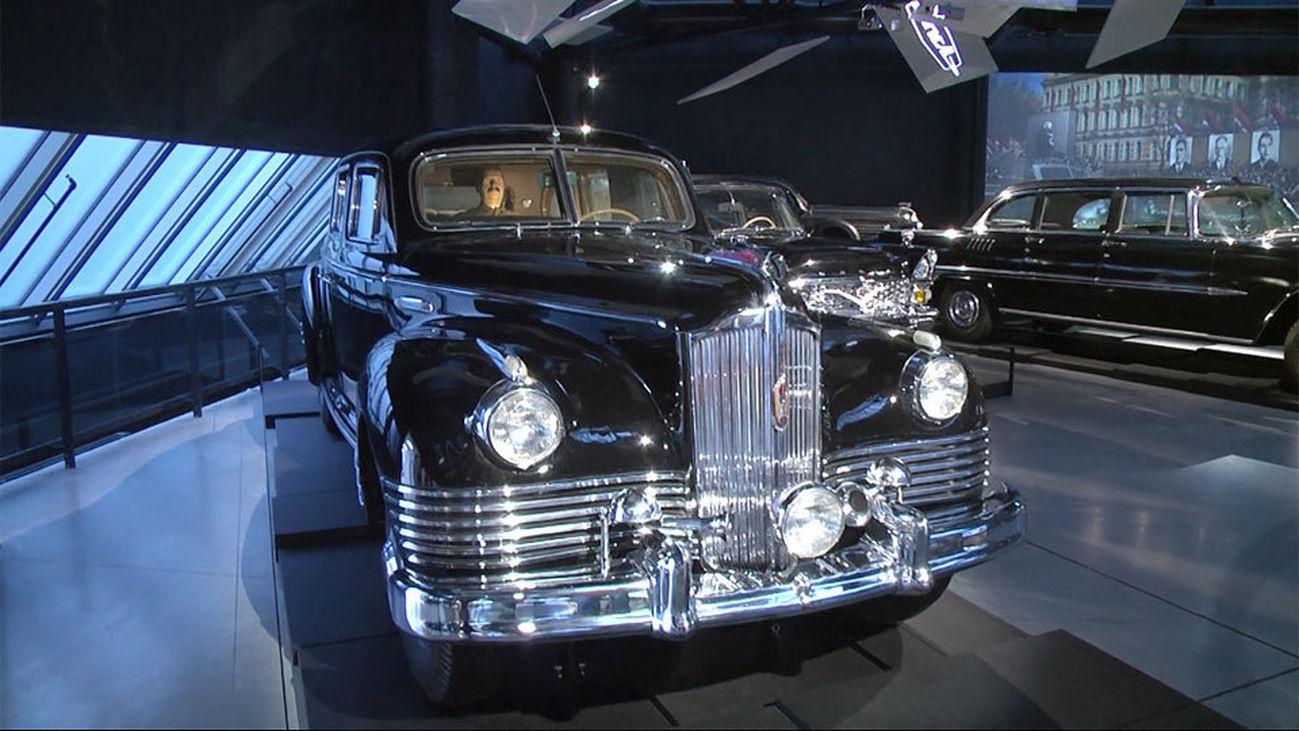 El coche blindado de Stalin en el Museo del Motor