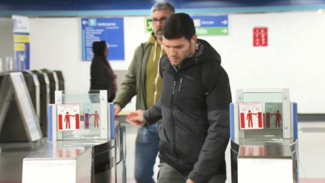 """¿El fin de """"colarse"""" en el Metro de Madrid?"""