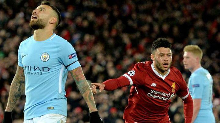Liverpool y Barça golean al City (3-0) y Roma (4-1)