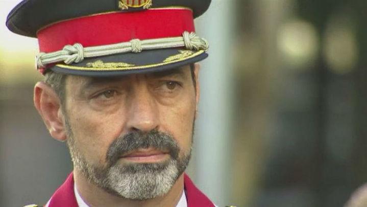 Josep Lluís Trapero, restituido como jefe de los Mossos d'Esquadra