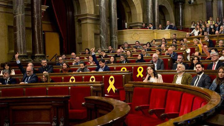 JxCat, ERC y CUP hacen retirar del pleno decretos ley firmados por Moncloa