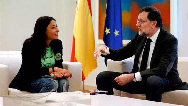 """Rajoy recibe al colectivo de """"Las Kellys"""""""