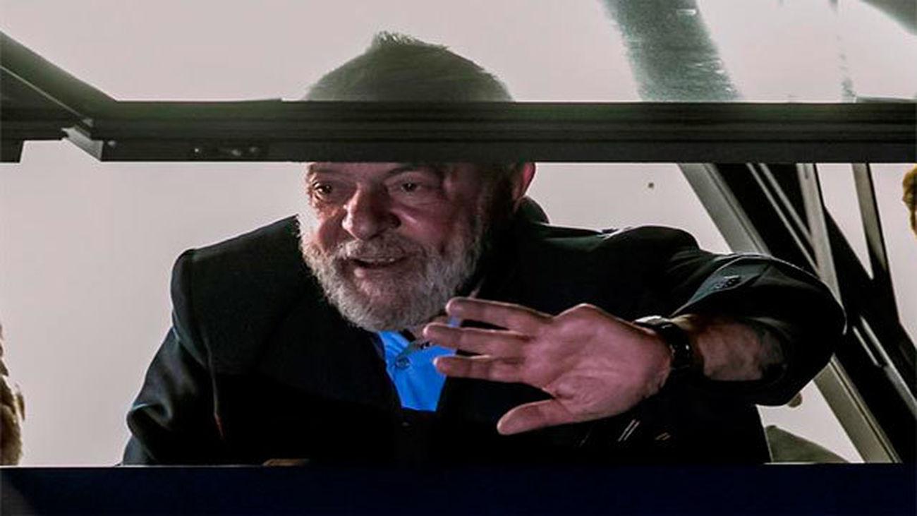 El Tribunal rechaza la última apelación de Lula para librarse de la cárcel