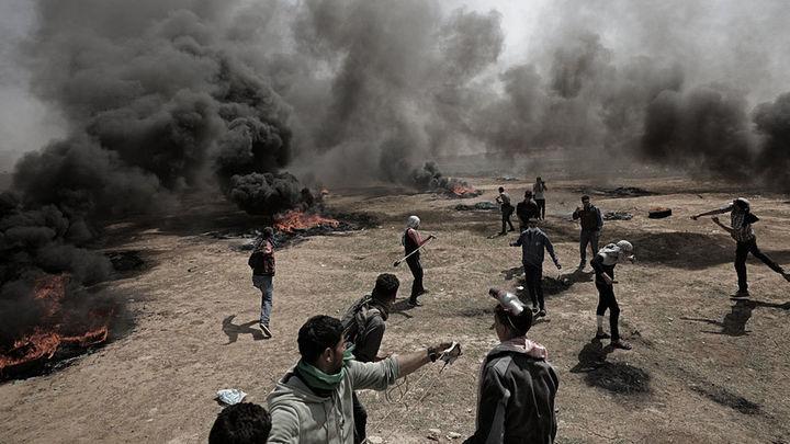 Al menos 10 muertos en Gaza por disparos del Ejército israelí