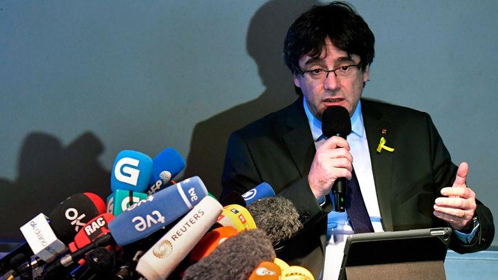 La juez Llarena propone a Alemania entregar a Puigdemont por sedición