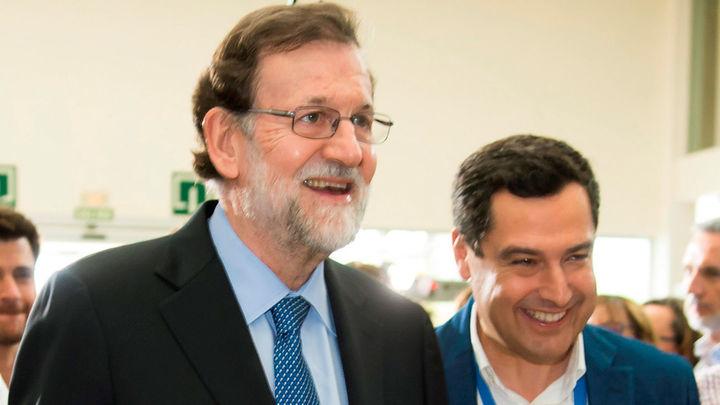 """Rajoy ratifica su apoyo a Cifuentes y defiende a un PP """"en forma"""" para ganar"""