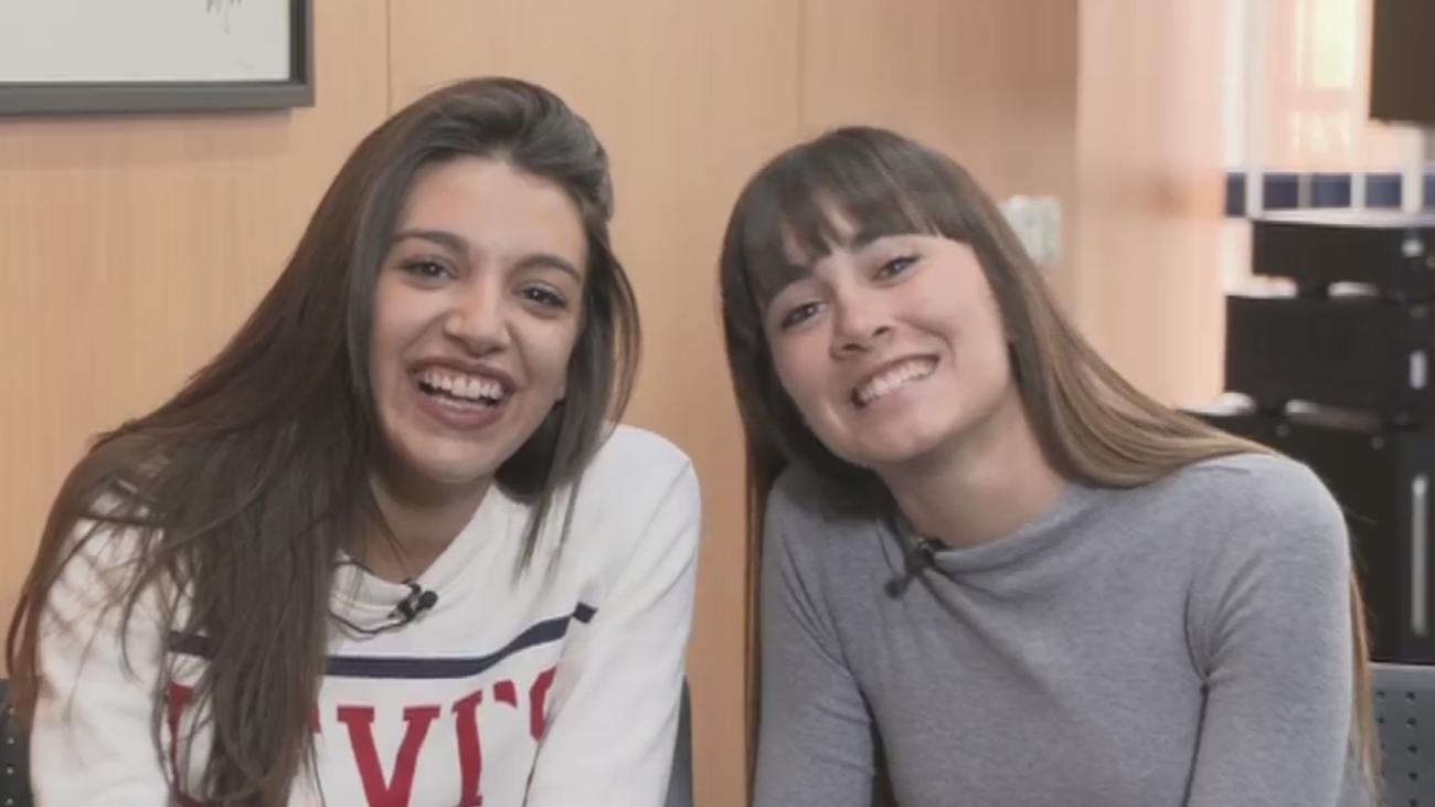 Ana Guerra y Aitana nos hablan de su nuevo videoclip