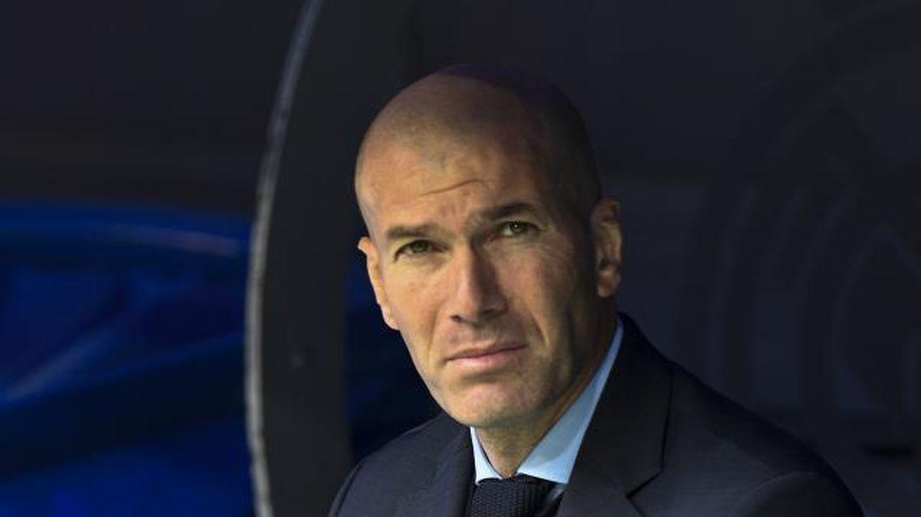 """Zidane: """"Merecimos ganar, pero Oblak es muy bueno"""""""