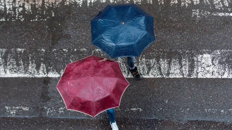 Vuelve el frío y la lluvia a la Comunidad