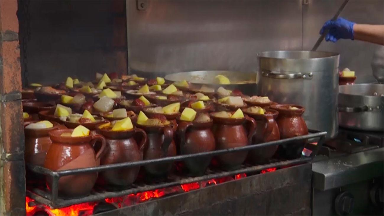 La Bola, la tradición del cocido madrileño