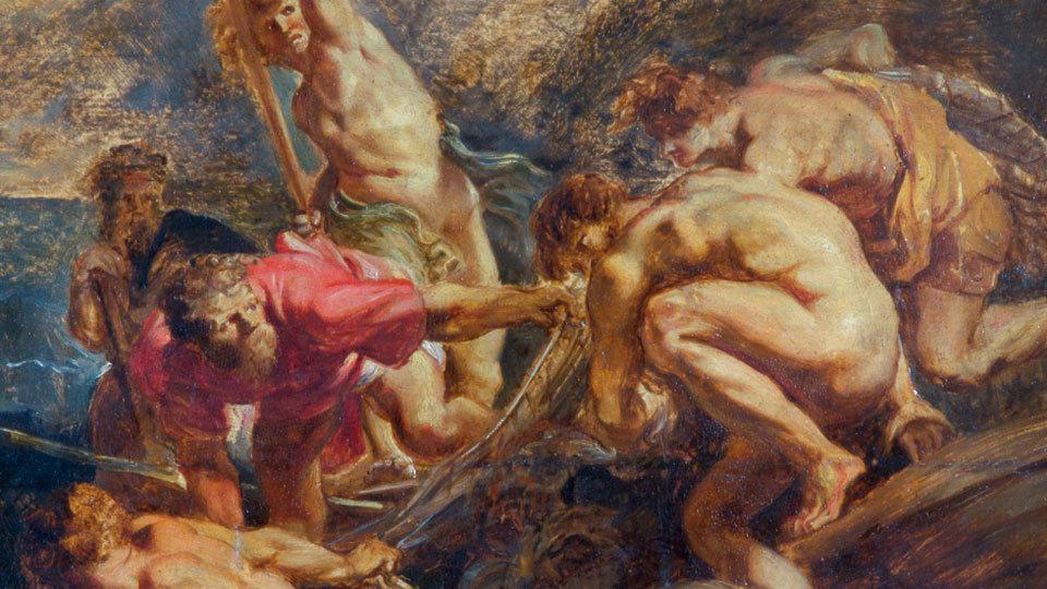 El Prado muestra el proceso creativo de Rubens a través de sus bocetos