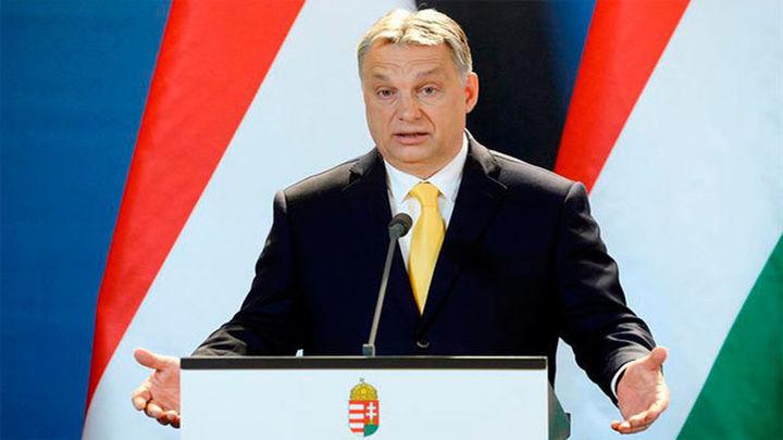 """Orbán promete defender la """"soberanía"""" de Hungría y anuncia medidas contra  las ONG"""