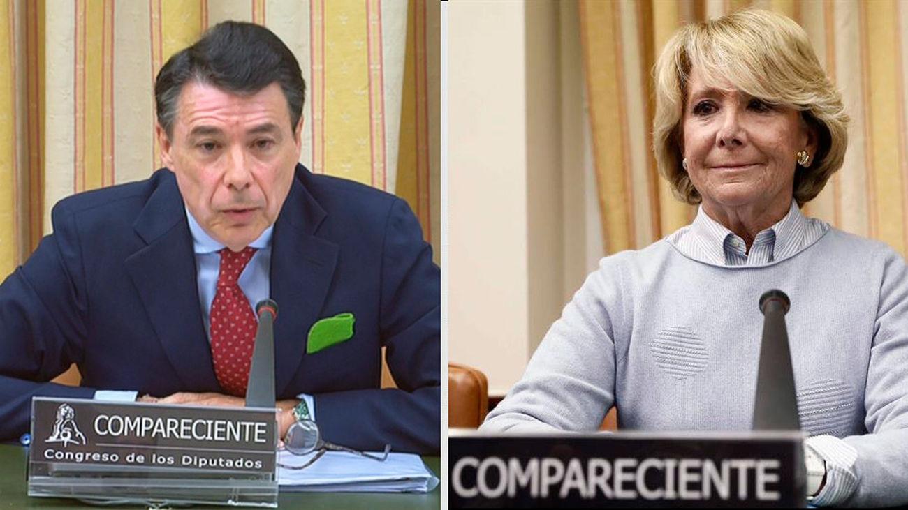 Aguirre niega la financiación ilegal y González dice que nadie ha probado las acusaciones