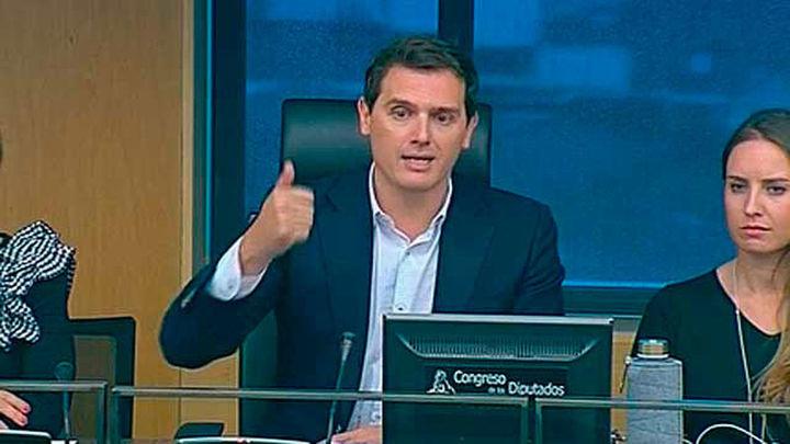 """Rivera exige a Rajoy un sustituto para Cifuentes o """"habrá cambio de gobierno"""""""