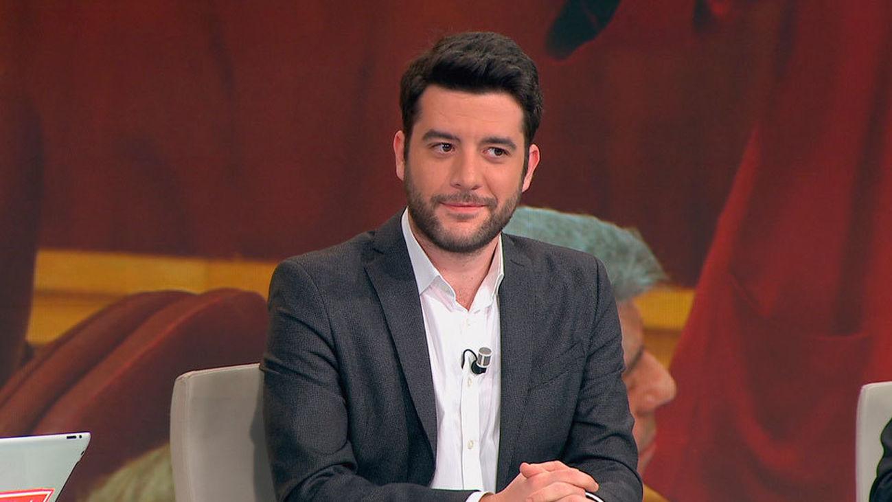"""César Zafra: """"Le hemos dicho a Cristina Cifuentes que tiene que dimitir, lo tenía que haber hecho ya"""""""