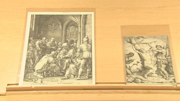 El Prado y la Biblioteca Nacional mostrarán las joyas en papel de sus 'Gabinetes'