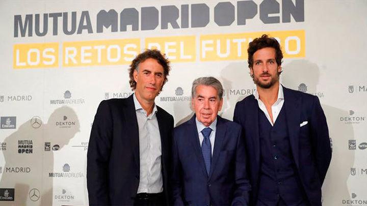 """Open de tenis de Madrid: """"Si no hay futuro debemos preparar el camino en otra ciudad"""""""