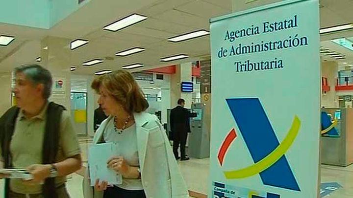 Hacienda inicia este martes la atención en sus oficinas para hacer la declaración de la renta