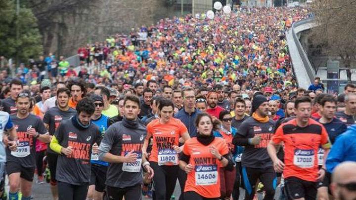 35.000 personas de 124 países correrán en Madrid a ritmo de rock n'roll