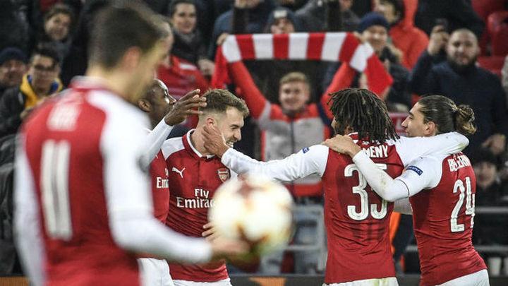 El Arsenal lo apuesta todo a la Europa League
