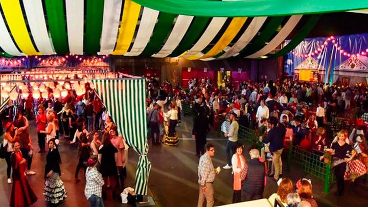 Madrid también celebra su Feria de Abril, en el WiZink Center